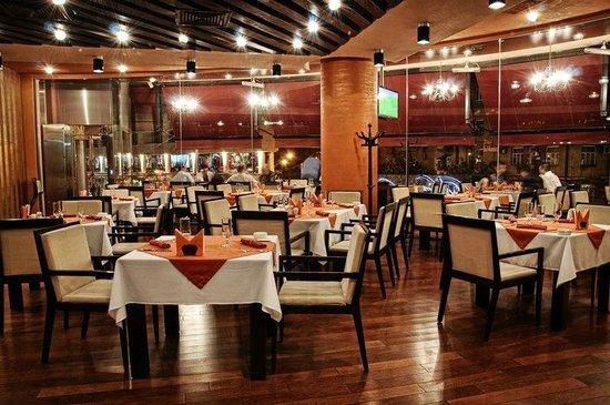 Veranda Restaurant: Veranda
