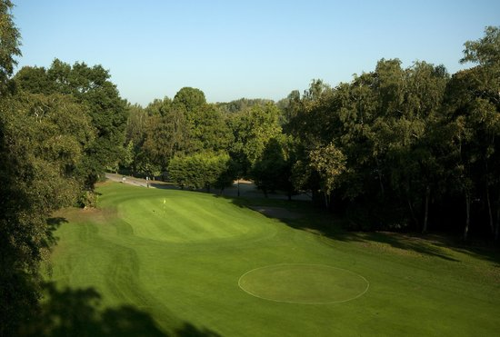 Silvermere Golf and Leisure: 3rd Green