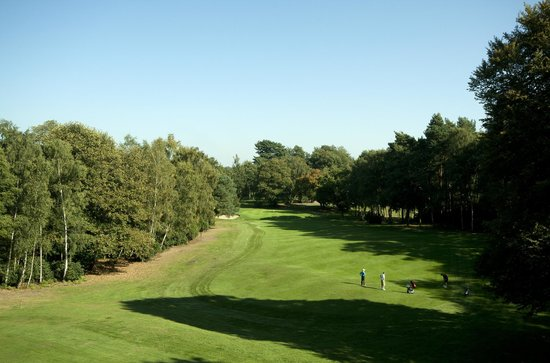 Silvermere Golf and Leisure: 4th Green