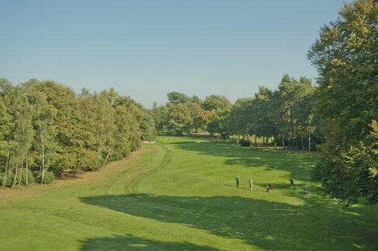 Silvermere Golf and Leisure: 5th Green