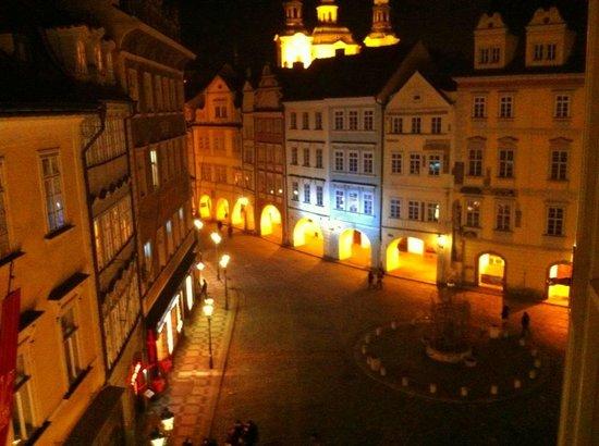 Prague Apartments U Kapra: Blick aus dem Fenster