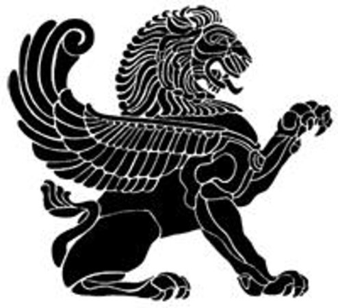 The Lion Of St Mark Picture Of Francos Trattoria Wellington