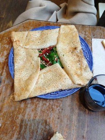 Aubrey's Traditional Creperie :                   yum!