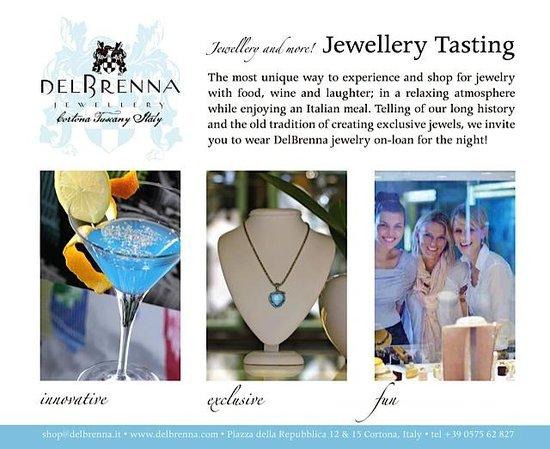 DelBrenna Jewelry : Tuscany - DelBrenna Jewellery Tasting - Blue Topaz