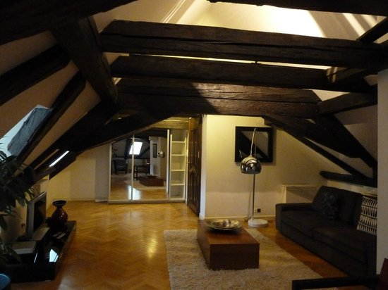 Prague Apartments U Kapra: idem