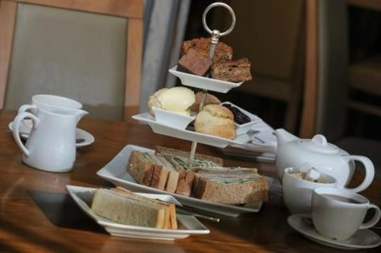 Eden Restaurant & Bar: Traditional Afternoon Tea 2-6 daily