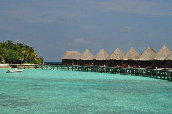 Thulhagiri Island Resort:                   Overwater