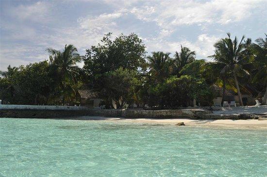 Thulhagiri Island Resort:                   Muretti