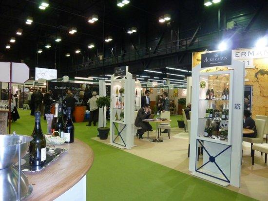 Loire Valley Wine Tour - Day Tours:                   Loire Valley wine tasting at the Salon de Vins