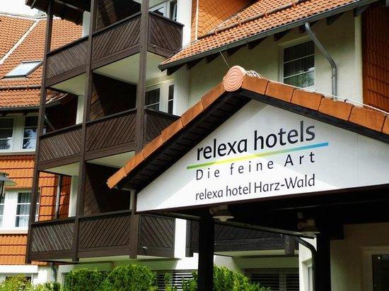 Relexa Hotel Harz-Wald: relexa hotel Braunlage Haupteingang