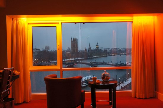 Park Plaza Riverbank London:                   Our room