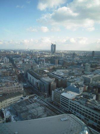 Jumeirah Frankfurt: une vue exceptionnelle