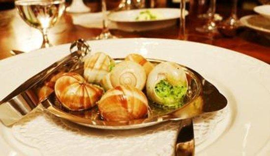 Heising:                   Snails