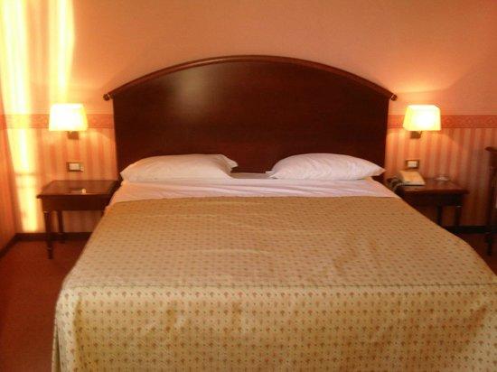 Savoia Hotel Regency:                   Letto