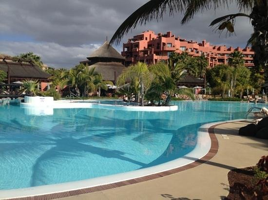 Sheraton La Caleta Resort & Spa: pool area