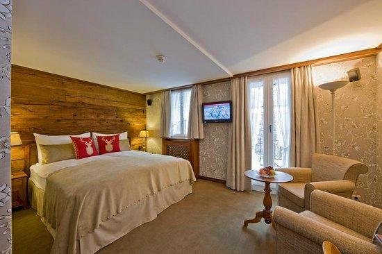 Hotel Monte Rosa: Chambre double