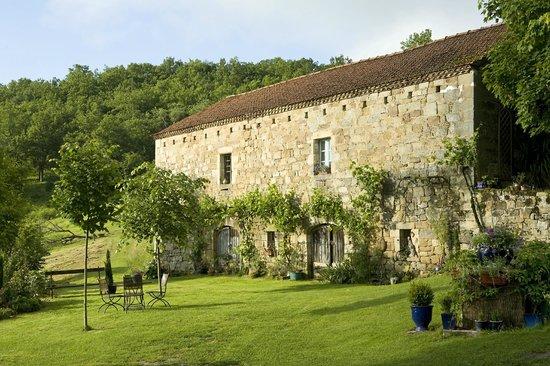 Domaine de la Piale : Grange