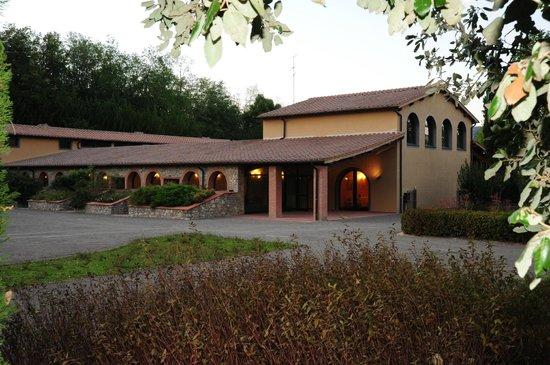 Villa Leccarda: esterno