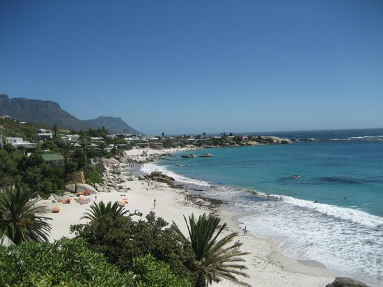 Clifton Beaches:                   Clifton Beach