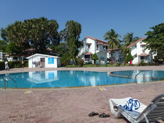Sugati Beach Resort:                                     Swimming pool