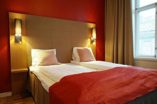 City Living Scholler Hotel & Apartments : Bedding