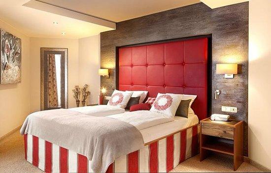 Hotel Sommer: Doppelzimmer zum Wohlfühlen (Beispielfoto)