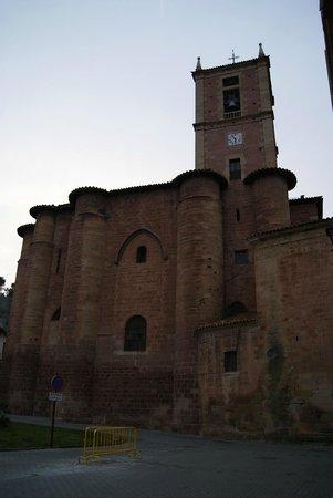 Monasterio de Santa Maria La Real : Exterior monasterio