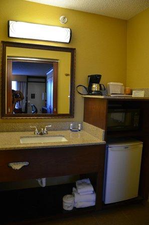 Rosen Inn:                   Pia do Banheiro e Cozinha