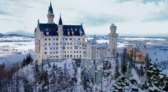 Hotel Sommer: Schloß Neuschwanstein