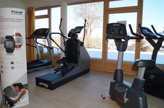 Hotel Sommer: Fitnessraum (Teilansicht)