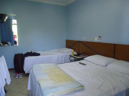 Hotel Rouver:                   Suite super luxo