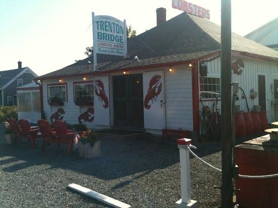 Trenton Bridge Lobster Pound:                                     the best ever