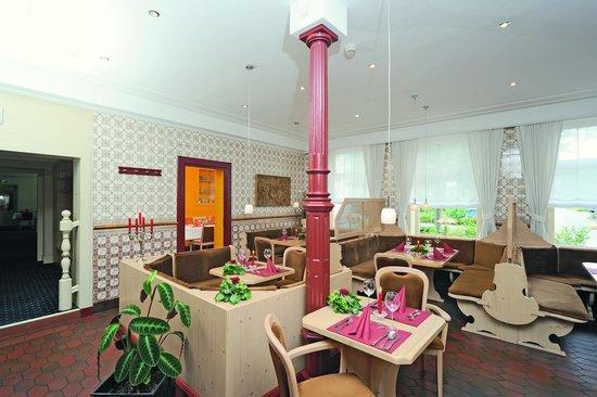 Rellinger Hof Hotel: Gaststube