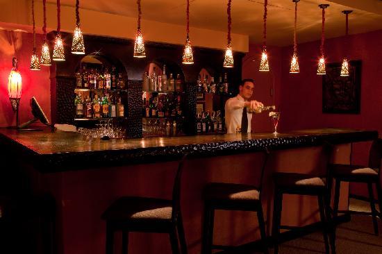 un bar africain photo de villa mandarine rabat tripadvisor. Black Bedroom Furniture Sets. Home Design Ideas