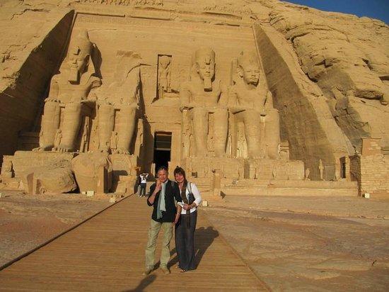 Club Marmara Decouverte du Nil:                   Abou Simbel