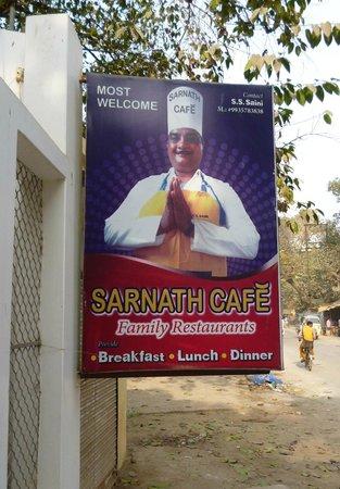 Sarnath Cafe