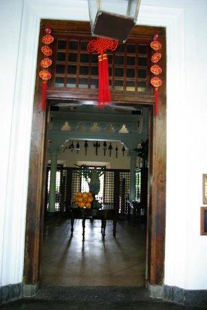 Galle Fort Hotel:                   Entrance
