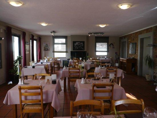 Le Barry Hotel Restaurant: restaurant
