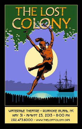 The Lost Colony 사진