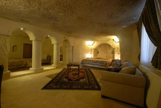 Dervish Cave House: Family Suite