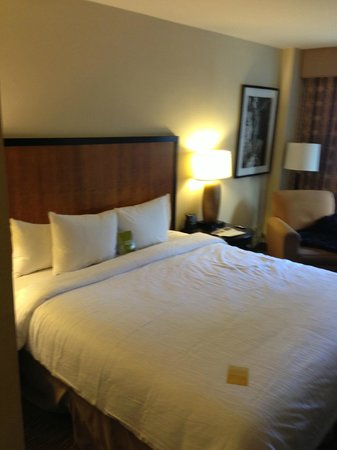 Hilton Garden Inn Times Square: So Comfortable