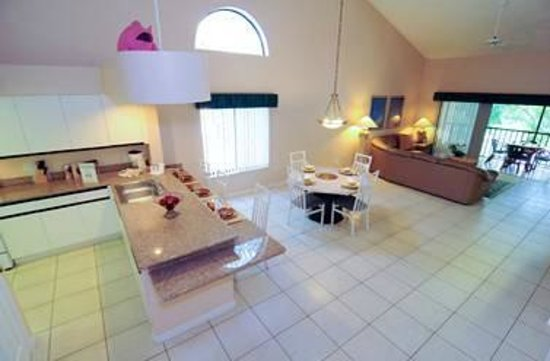 Westgate Vacation Villas: spacious lay out