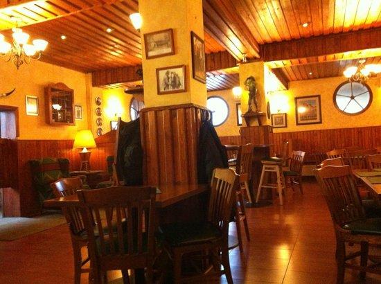 Little Texas Hotel:                   il ristorante 1