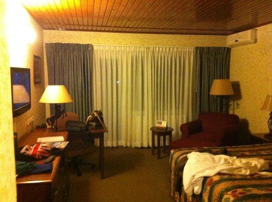 Little Texas Hotel:                   La camera