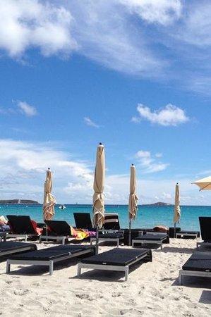 Restaurant Playa Baggia :                   Le paradis sur terre. Septembre 2012