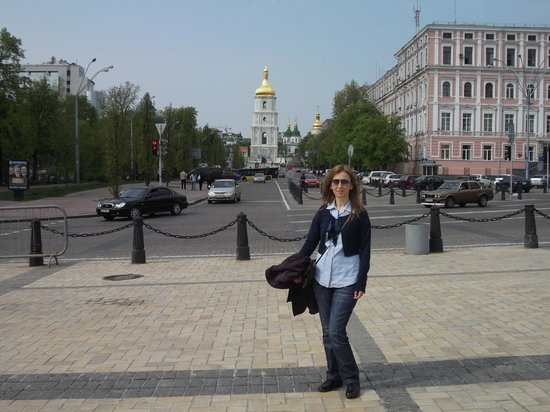 Kiev Guided Tours:                   Kiev