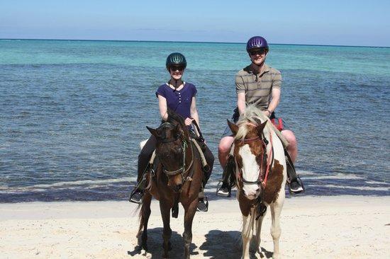 Beach Horseback riding Coral Stone Stables