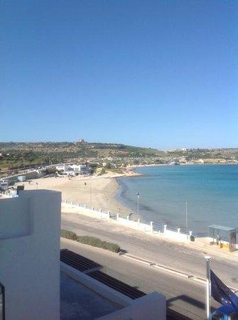 دي بي سيبانك ريزورت سبا:                   view from our room:-)                 