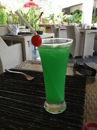 The Lokha Umalas Villas & Spa: cocktail