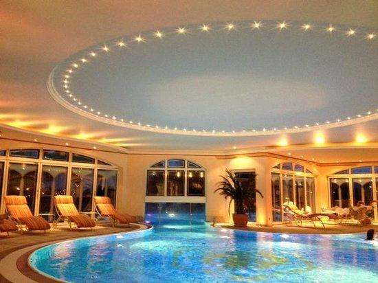 Hotel Engel Obertal :                   Piscine ext